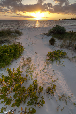 Sunrise Over Winding Bay Eleuthera